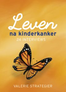Cover Leven na kinderkanker - 24 interviews