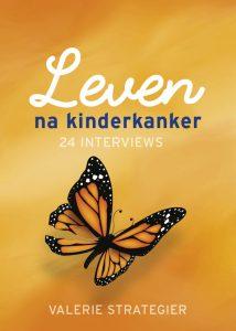 Cover Leven na kinderkanker - 24 interviews